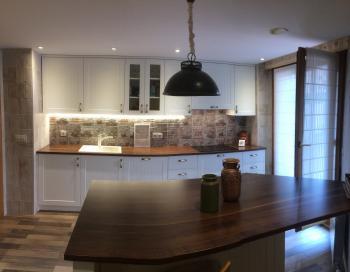 Reforma integral de cocina en Soria
